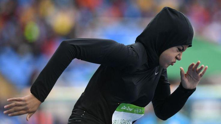 Saudi athletes have a strange similarity to the brotherhood #games #Skyrim #elderscrolls #BE3 #gaming #videogames #Concours #NGC