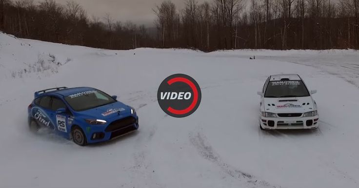 Nice Ford: Watch A Ford Focus RS Keep Up With A Subaru WRX Rally Car On Snow #Ford #Ford_Fo...  Carscoops Check more at http://24car.top/2017/2017/07/25/ford-watch-a-ford-focus-rs-keep-up-with-a-subaru-wrx-rally-car-on-snow-ford-ford_fo-carscoops/
