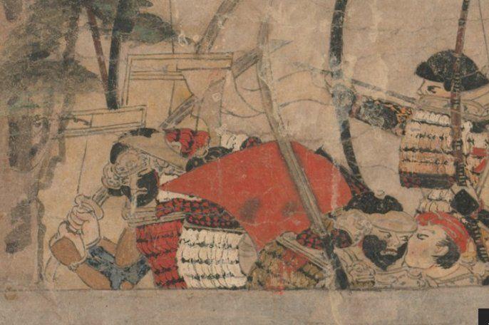 某研究者 On In 2020 War Art Asian Art Art
