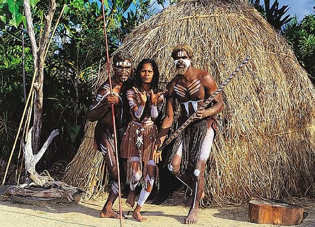 Indigenous 'wurlies'