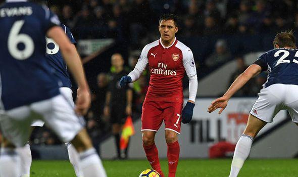West Brom vs Arsenal LIVE: Alexis Sanchez STARTS amid Man City transfer speculation    via Arsenal FC - Latest news gossip and videos http://ift.tt/2DFxM61  Arsenal FC - Latest news gossip and videos IFTTT