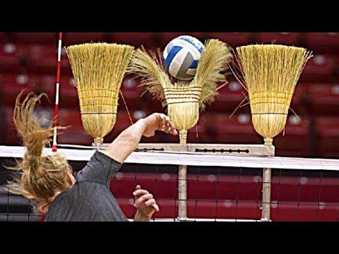 BEST VOLLEYBALL TRAININGS #1 - YouTube