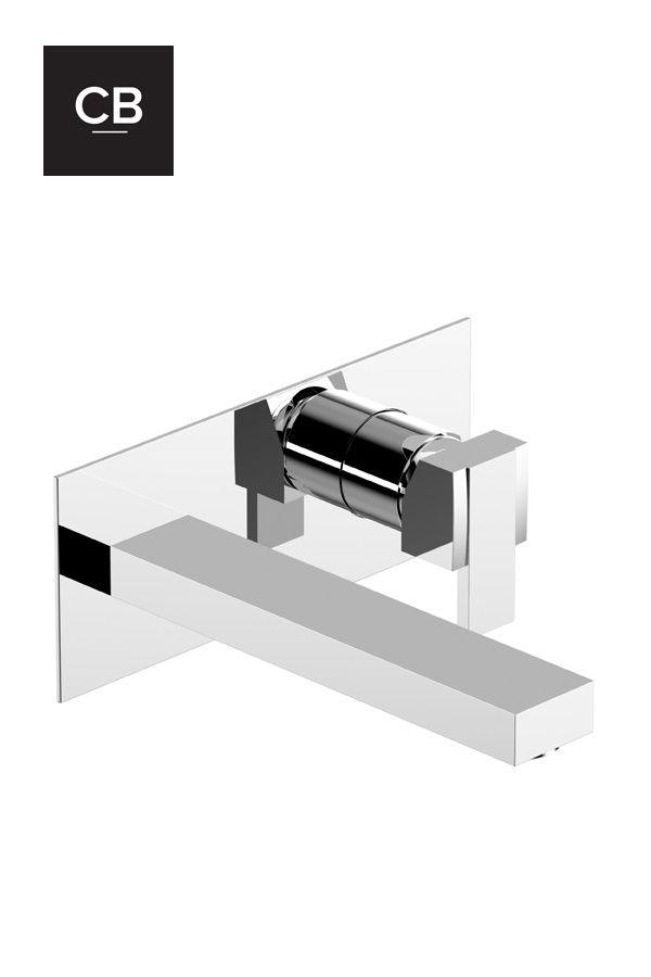 Diese Moderne Design Wandarmatur Kannst Du Besonders Gut Fur Eckige