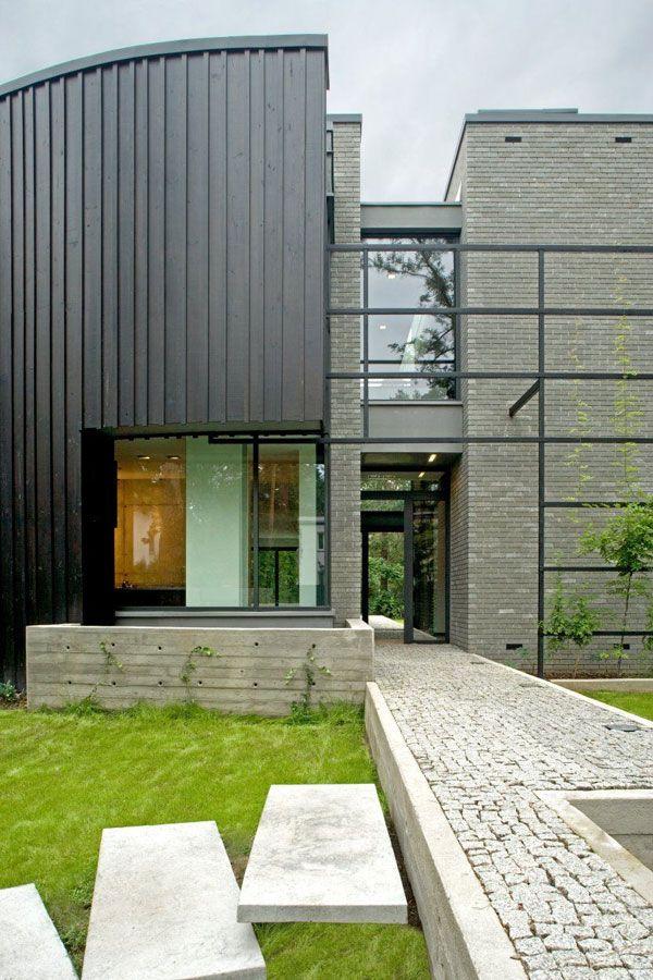House, Warsaw, Poland By Marek Rytych Architekt. Great Ideas