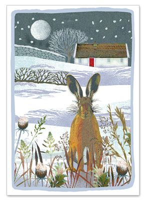 Local Artist Holds Charity Auction To Help Bunnies  >> 20 Best Rabbits And Hares Greetings Cards Images On Pinterest