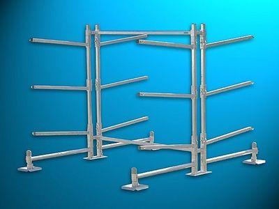 kayak rack (PVC)