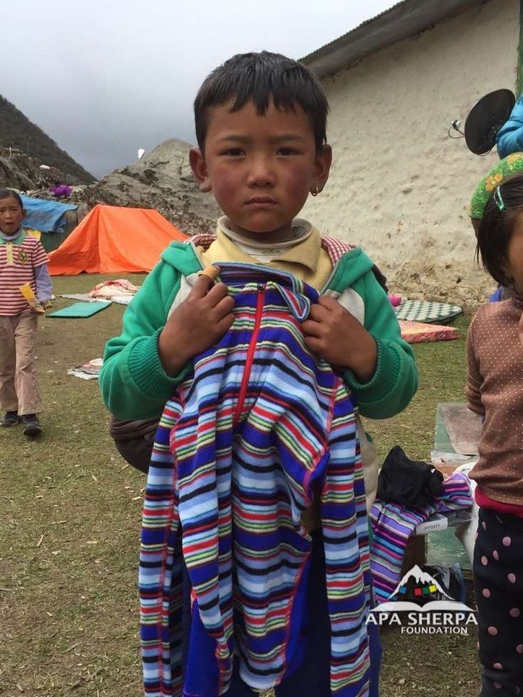 Nepal Earthquake #2 - Apa Sherpa Foundation Support the victims of Nepal Earthquake