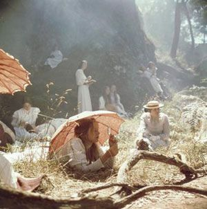 Picnic at Hanging Rock.  So many people have overlooked this gem.