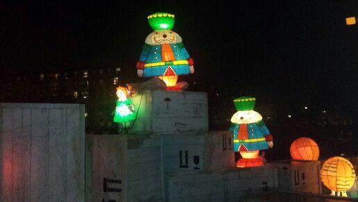 Lanternes de #Metz : Petits soldats