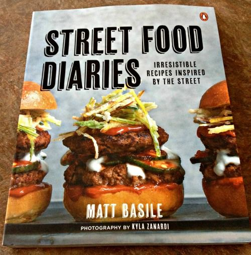Two Perfect Cookbooks For The Family Chef and Food Lover On Your List by Tracy Noble | The 52 New Foods Challenge by Jennifer Tyler Lee | Street Food Diaries | Ottawa Mommy Club - Moms and Kids Online Magazine