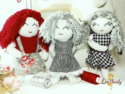 Mini Cute Dolls