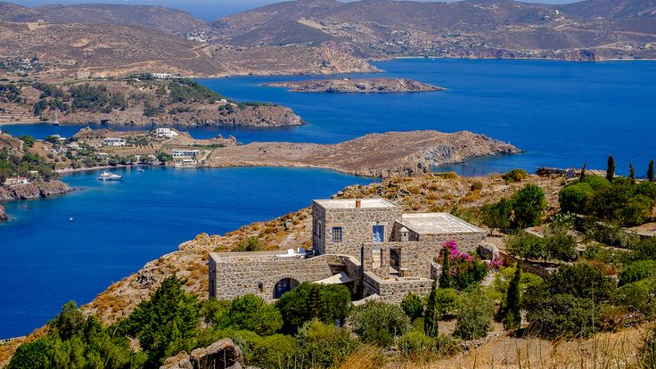 #Patmos is a MUST
