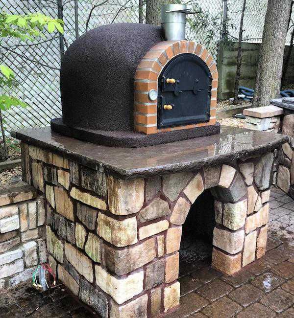 Best 25 outdoor pizza ovens ideas on pinterest ovens - Outdoor kitchen pizza oven design ...