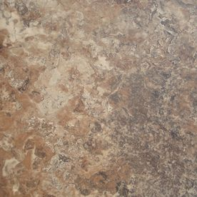 STAINMASTER 18-in x 18-in Brown Stone Finish Luxury Vinyl Tile  (kitchen and laundry room? 2.88 a square)
