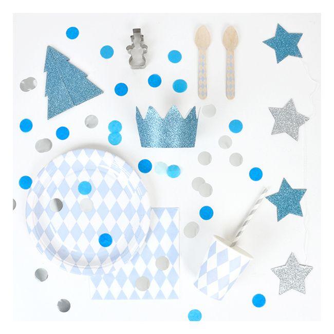 le kit anniversaire Reine des Neiges