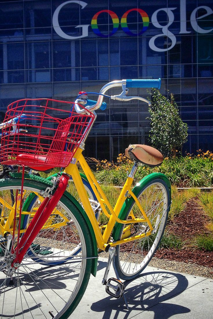 A guide to visiting the Googleplex: Google Headquarters in Mountain View, California.