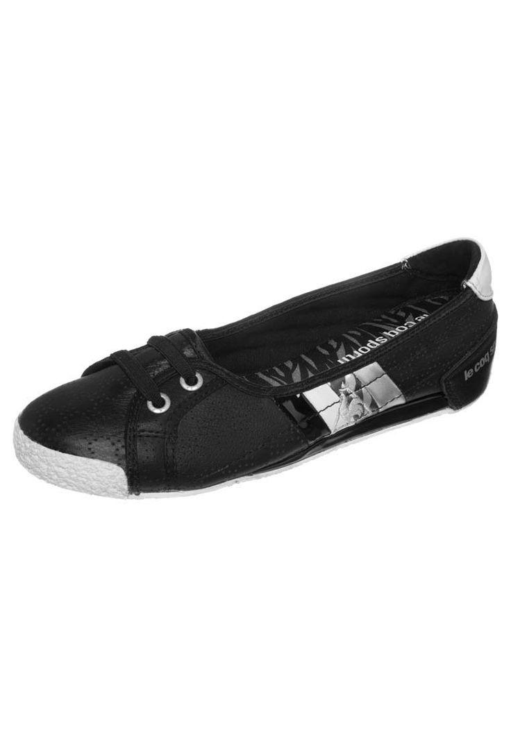 le coq sportif ESCRIME Ballet pumps black