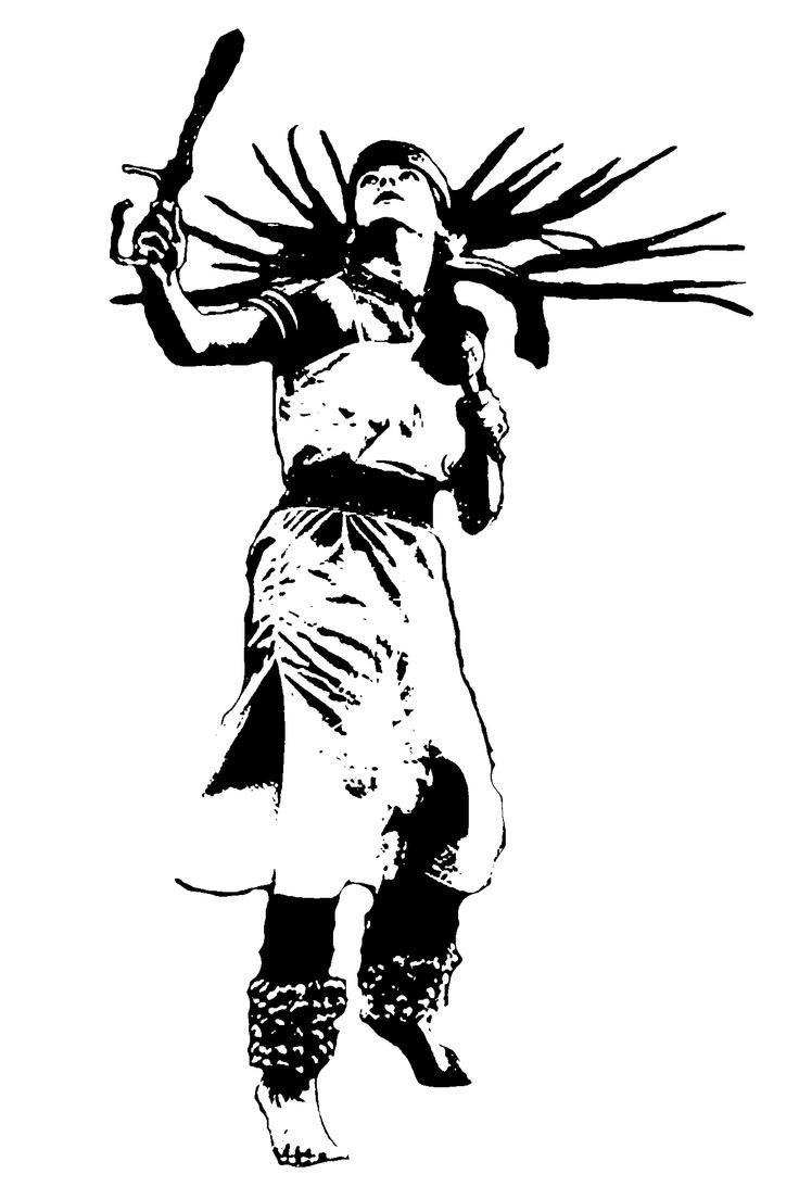 xicana/Chicana, from DignidadRebelde.com