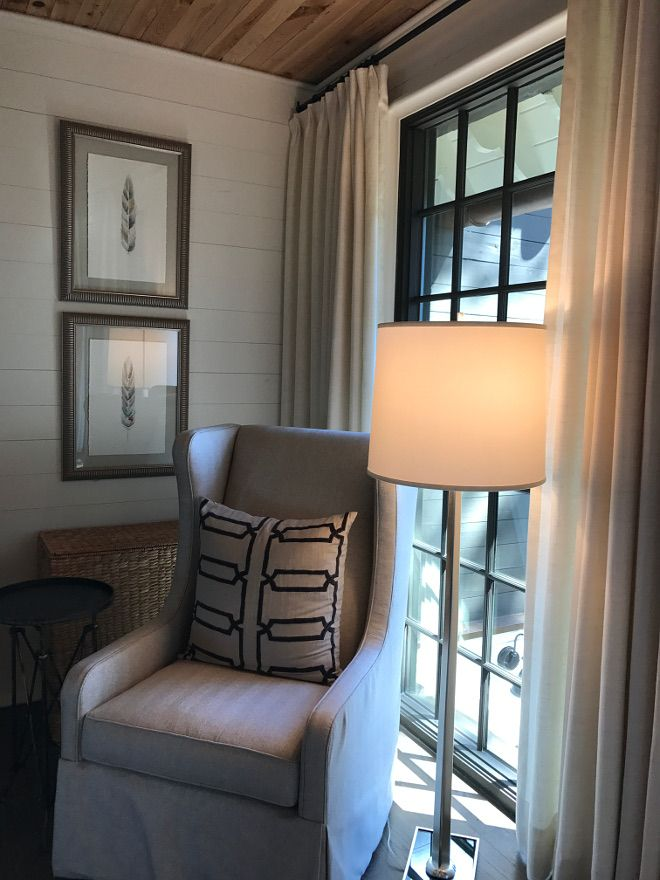 1338 best images about slipcovers on pinterest miss for Images of rooms with shiplap