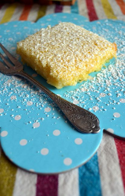 This is impossible to flop. A quick batter you can make from scratch in your blender that splits into a crust, custard and coconut topping while baking. Click here for this Impossible Tart recipe