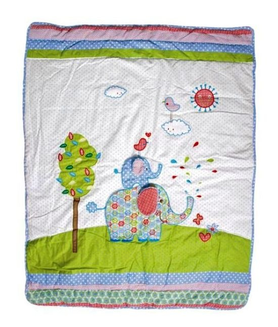 Ellie Cot Quilt | Baby Duvet Covers @ Chicos