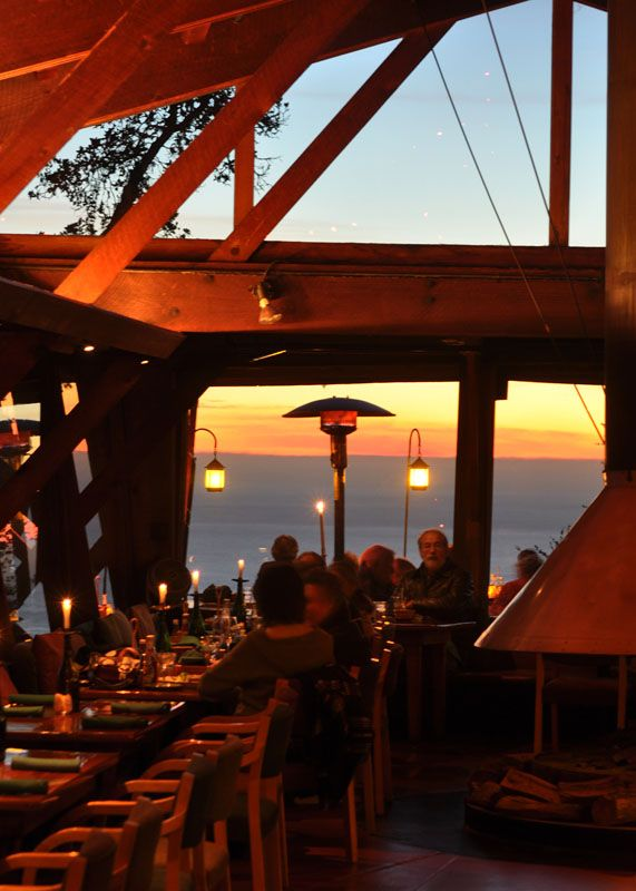 Nepenthe Restaurant Best Margaritas View Sur Guidebook Pinterest California And Places