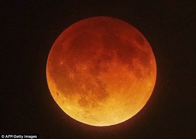 Stargazer Nation™: The Feast of Tabernacles - Blood Moon Visible From...