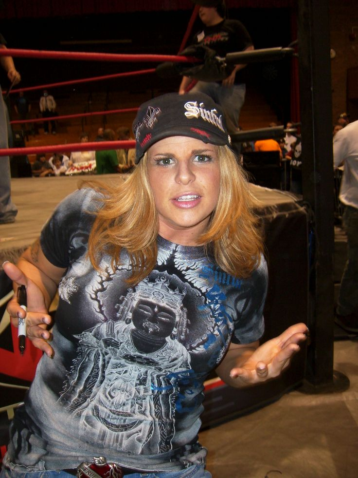 #ODB #fave #female #wrestler #TNA
