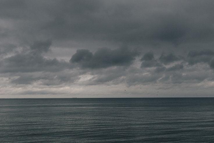 After the storm Baltic sea (Poland) photo by Zuza Ganczewska