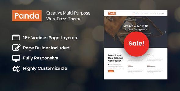 Panda - Creative Multi-Purpose WordPress Theme  -  https://themekeeper.com/item/wordpress/panda-creative-multi-purpose-wordpress-theme