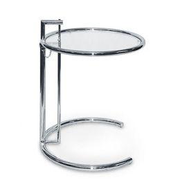 Eileen Gray. Эйлин Грей. Adjustable Table E1027