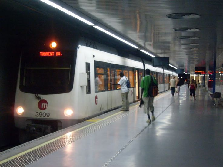 Metro de Valencia- linea 5 Maritim-Torrent -Watch Free Latest Movies Online on Moive365.to