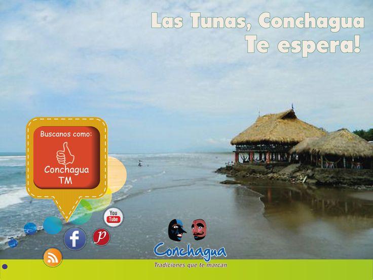 Playa las Tunas, Conchagua