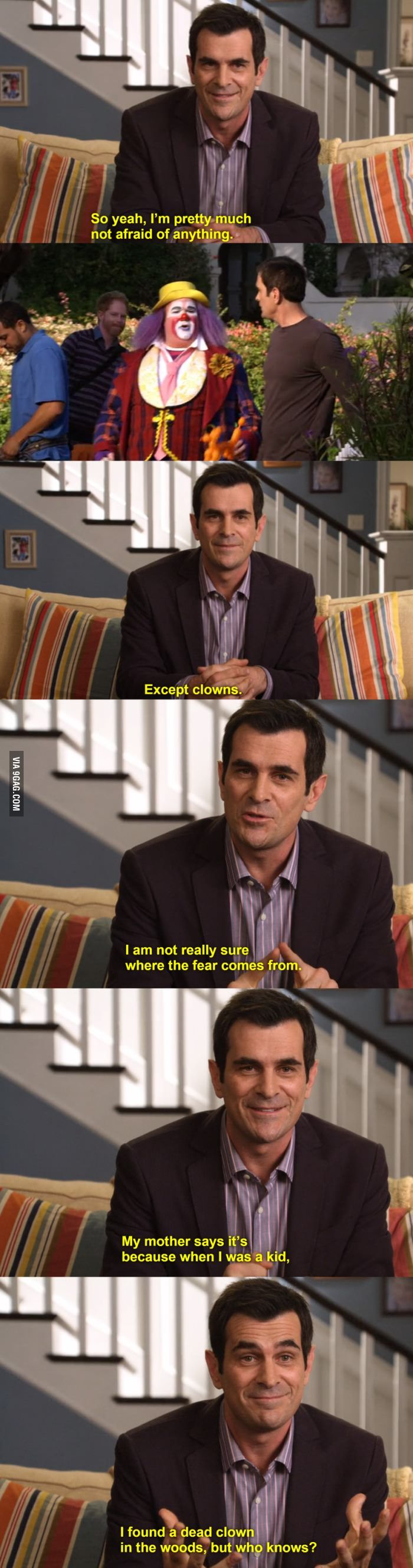 Have to love Modern Family - 9GAG