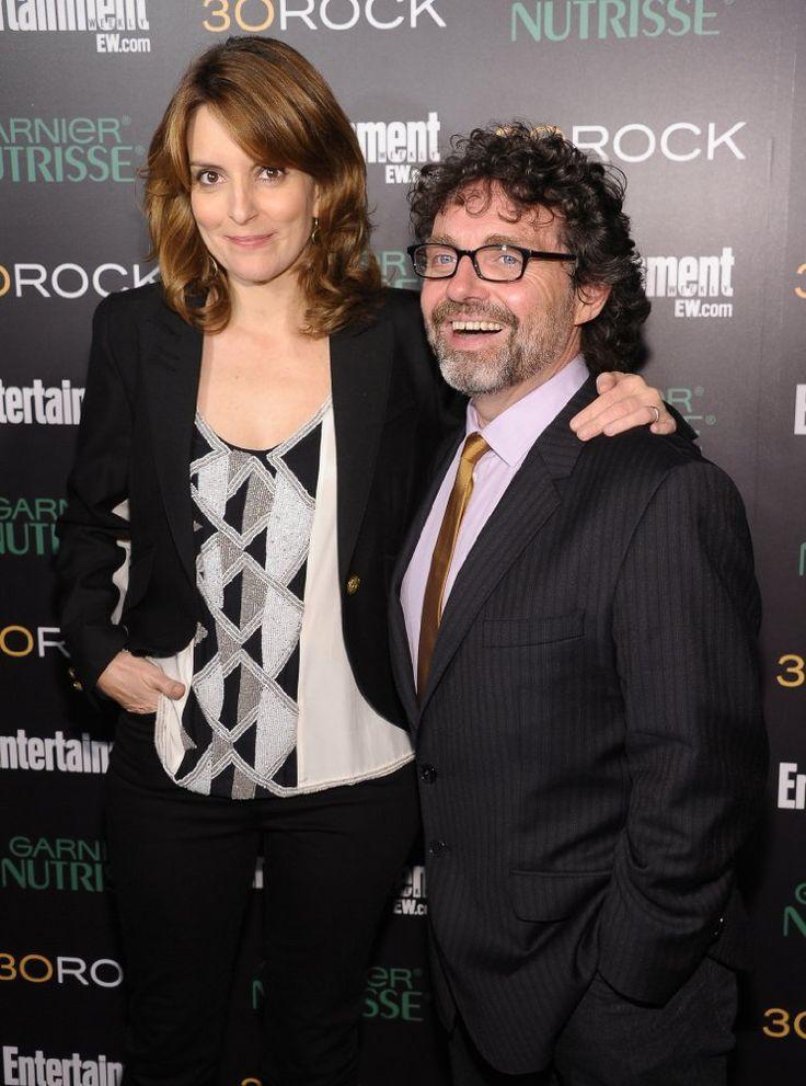 Tina Fey and Jeff Richmond