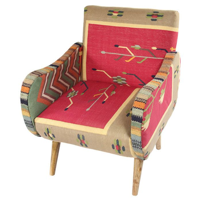 Southwestern Chair What A Great Piece! Paired With White Walls And Dark  Wooden Floors Would