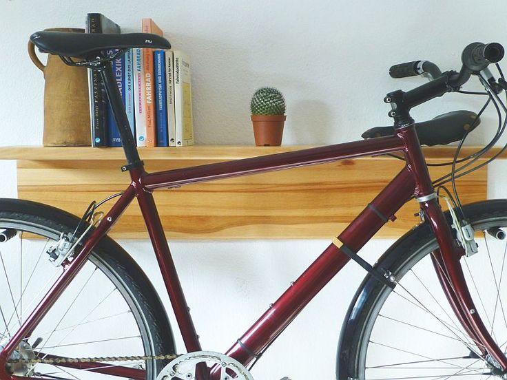 ber ideen zu fahrrad aufh ngen auf pinterest fahrrad wandhalterung wandhalterung und. Black Bedroom Furniture Sets. Home Design Ideas