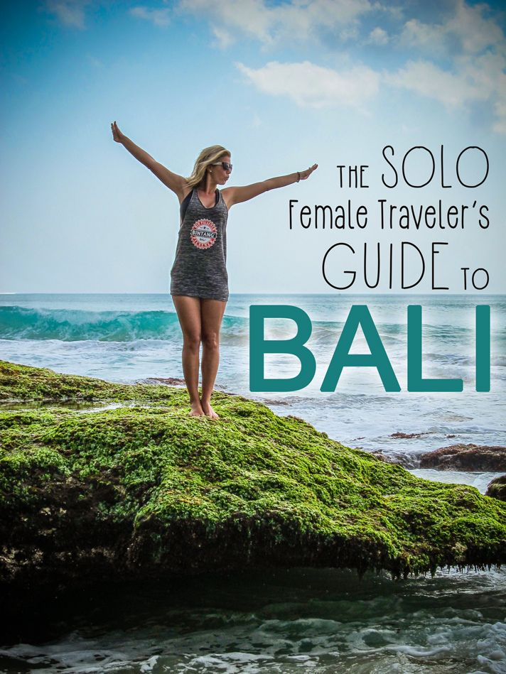 the solo female traveler's guide to bali