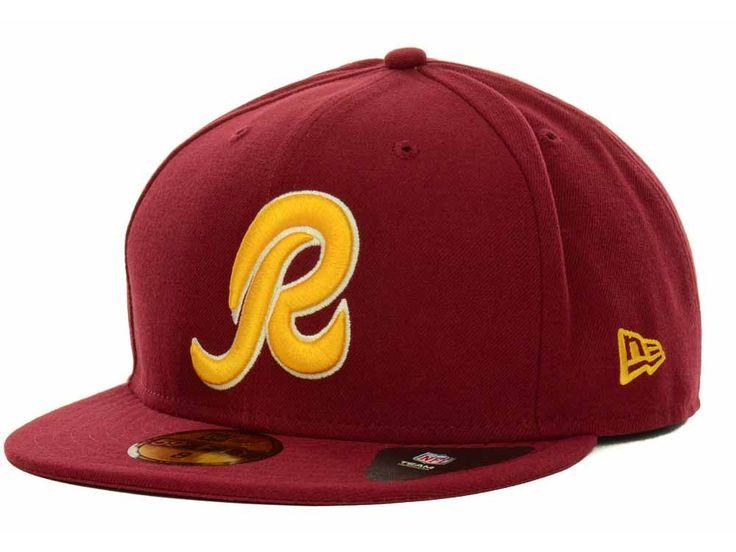 Washington Redskins New Era NFL League Basic 59FIFTY Cap