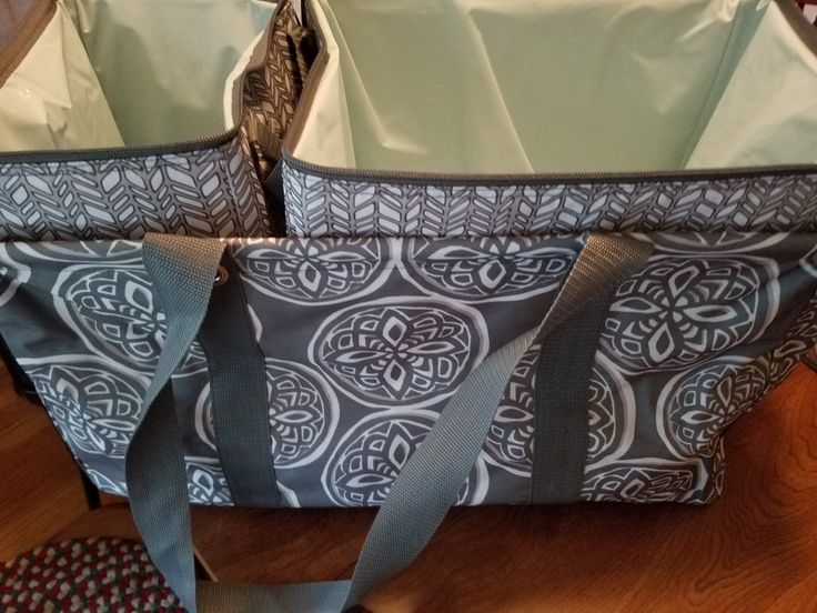 Thirty-One Hostess gift Tote n' Chill Trio