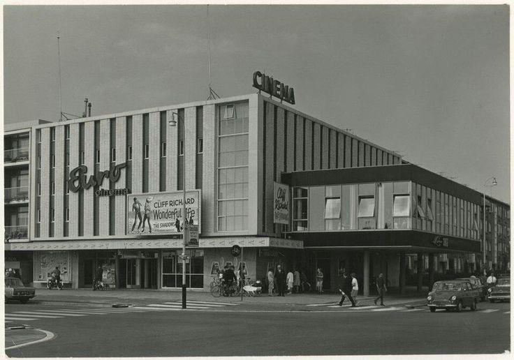 Bioscoop Leyweg, Euro Cinema, Den Haag...films: Dr. Zivago, Ben Hur, Sound of Music..