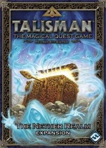 Talisman : the Nether Realm Expansion