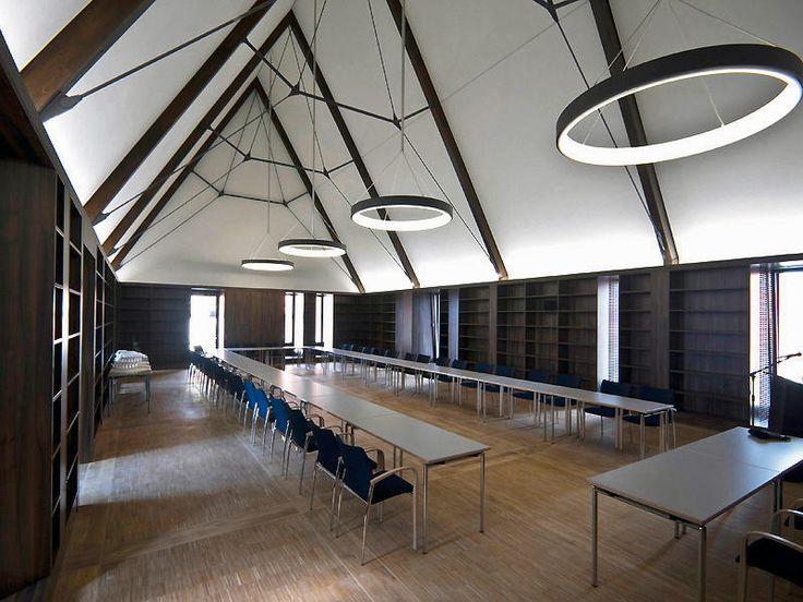 52 best Kantine Bistro images on Pinterest Architecture, Cafe - designer kantine spiegel magazin