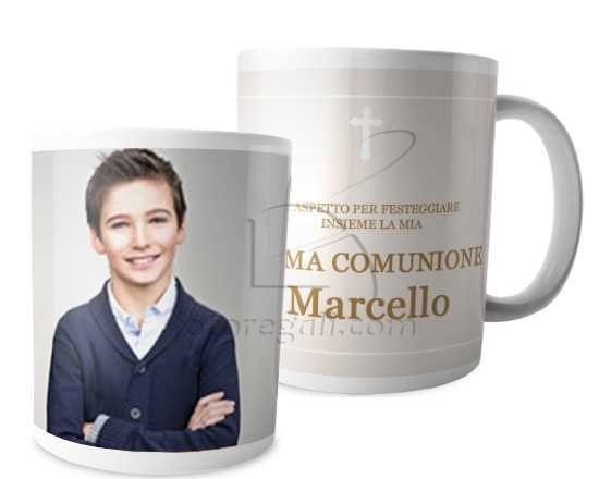 Tazza panoramica First Communion