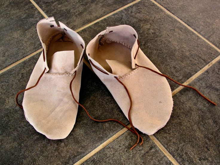 how to clean moccasins at home