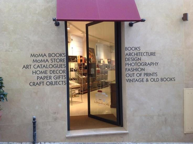 La Libreria di Via Sulis - Entrance  via Vincenzo Sulis 3/a - Cagliari