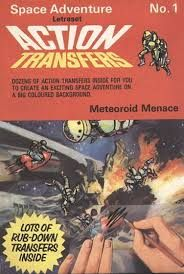 Image result for action transfers letraset