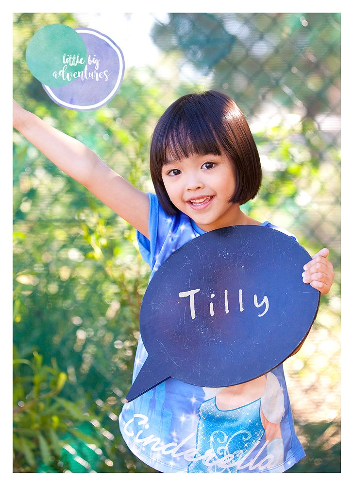 What's In A Name?  - Melbourne Kinder Photographers -