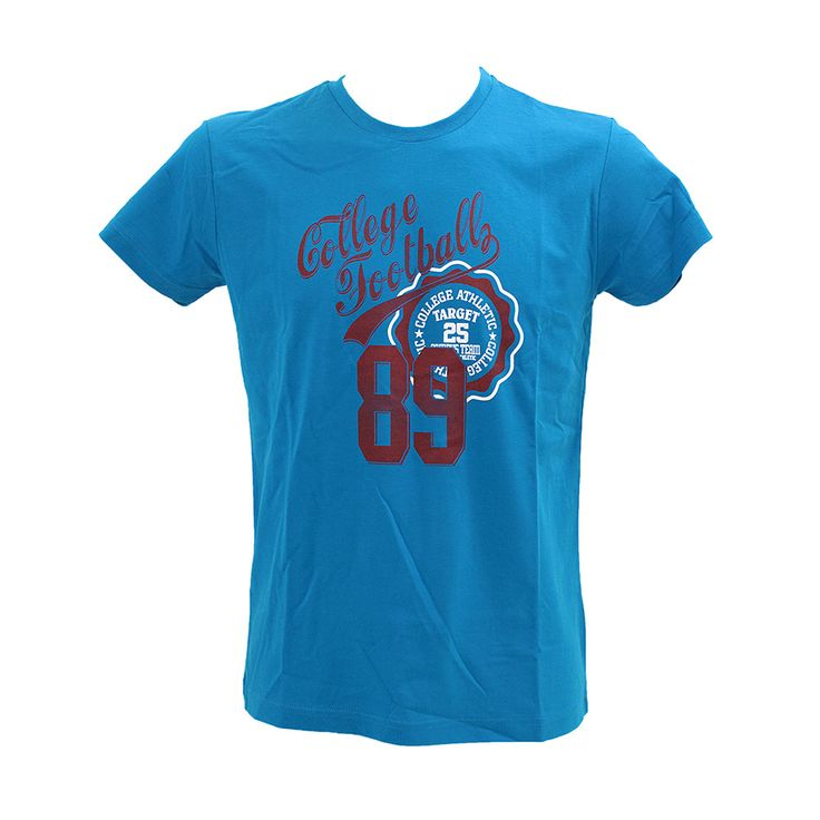 Target T-Shirt College FootBall