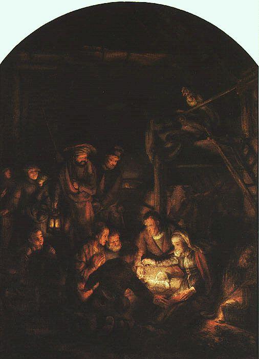 Cultura Universale: Rembrandt Harmenszoon van Rijn (1606-1669): l'età dell'oro olandese